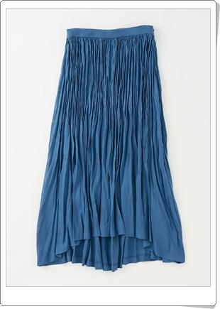 MOROKO BAR(モロコバー)のプリーツスカート